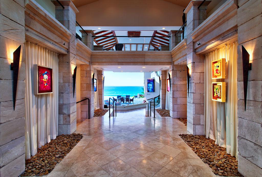 Luxury Beachfront Estate In Maui Idesignarch Interior