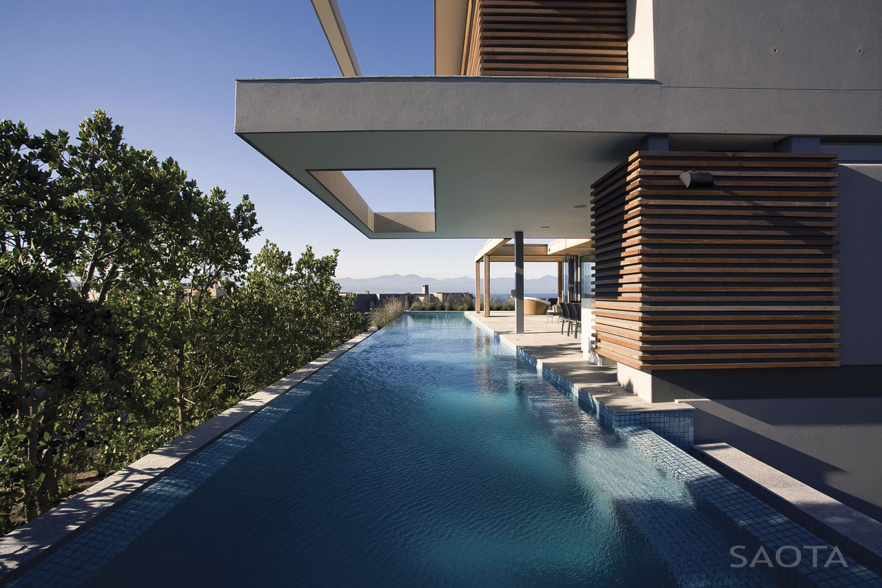 Contemporary Beachfront Home In South Africa | iDesignArch ...