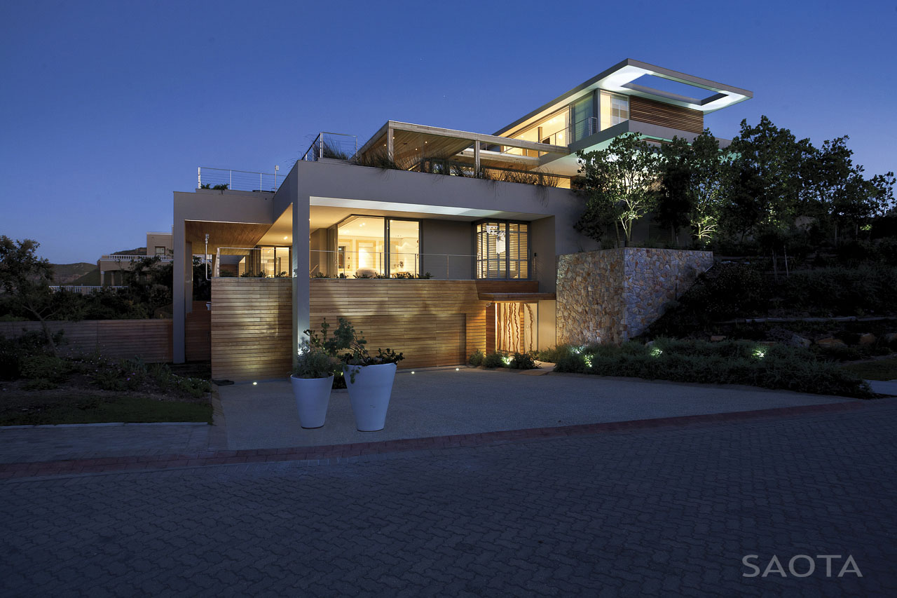 Contemporary beachfront home in south africa idesignarch interior