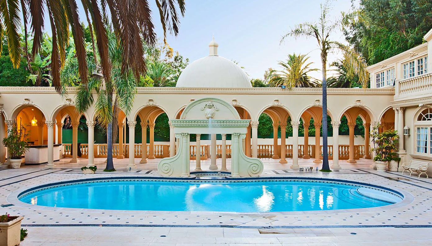 Mansion With Swimming Pool 11 amazing celebrity pools huffpost. luxury pools pool backyard