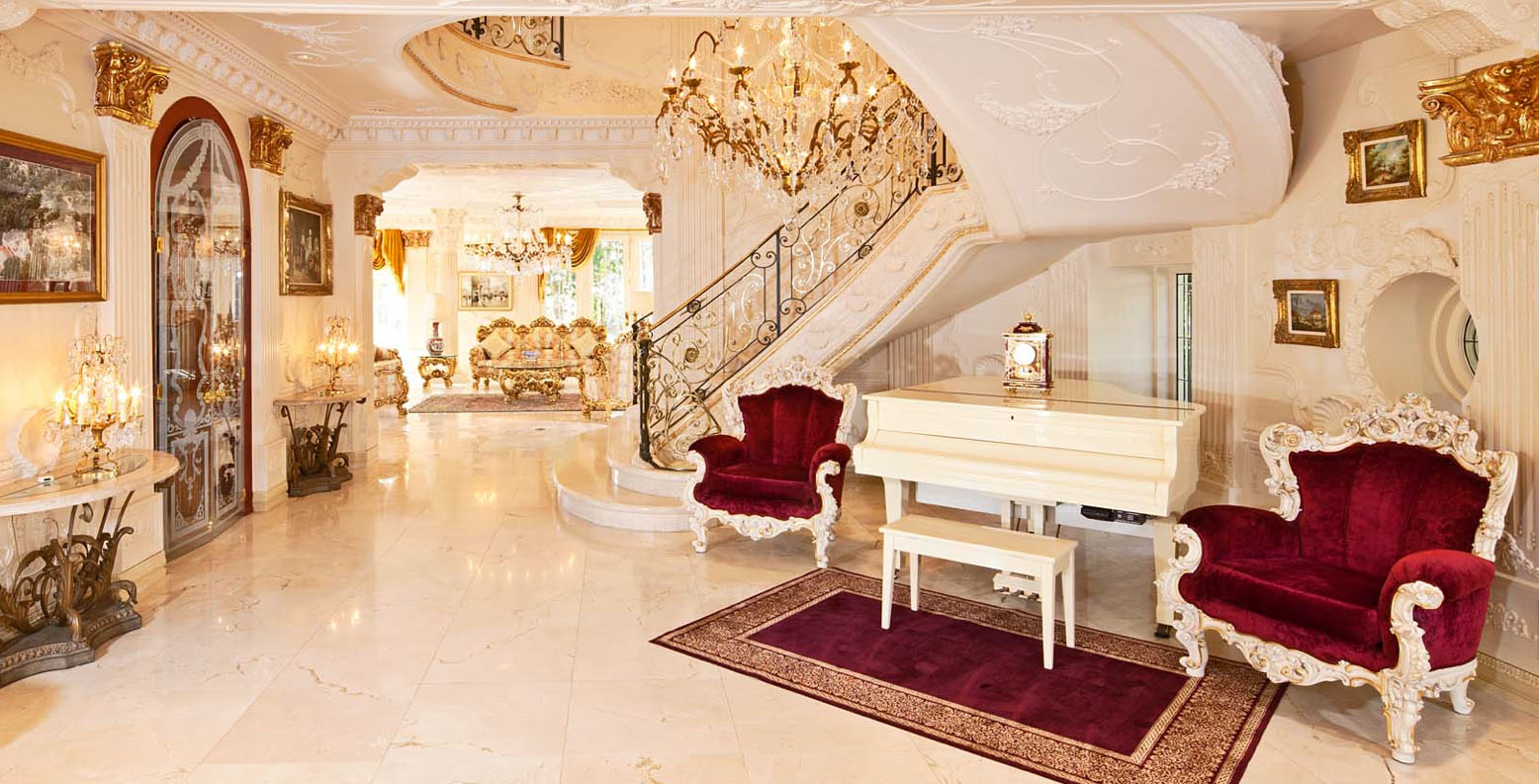 Palace-Interior