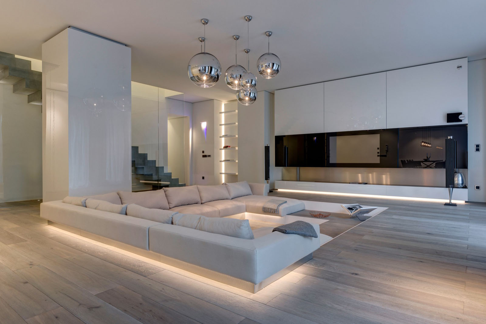 Contemporary Luxury Berlin Apartment