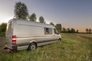 2012 Mercedes Sprinter Converted into Mobile Home