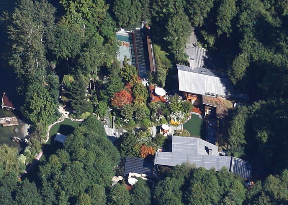 Bill And Melinda Gates Home