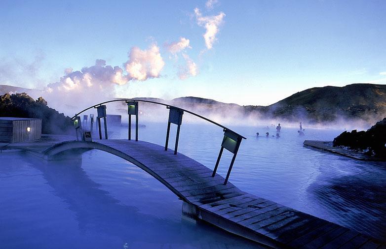Blue Lagoon Grindavík, Iceland