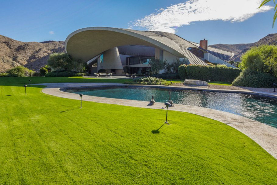 Bob Hope Palm Springs Home