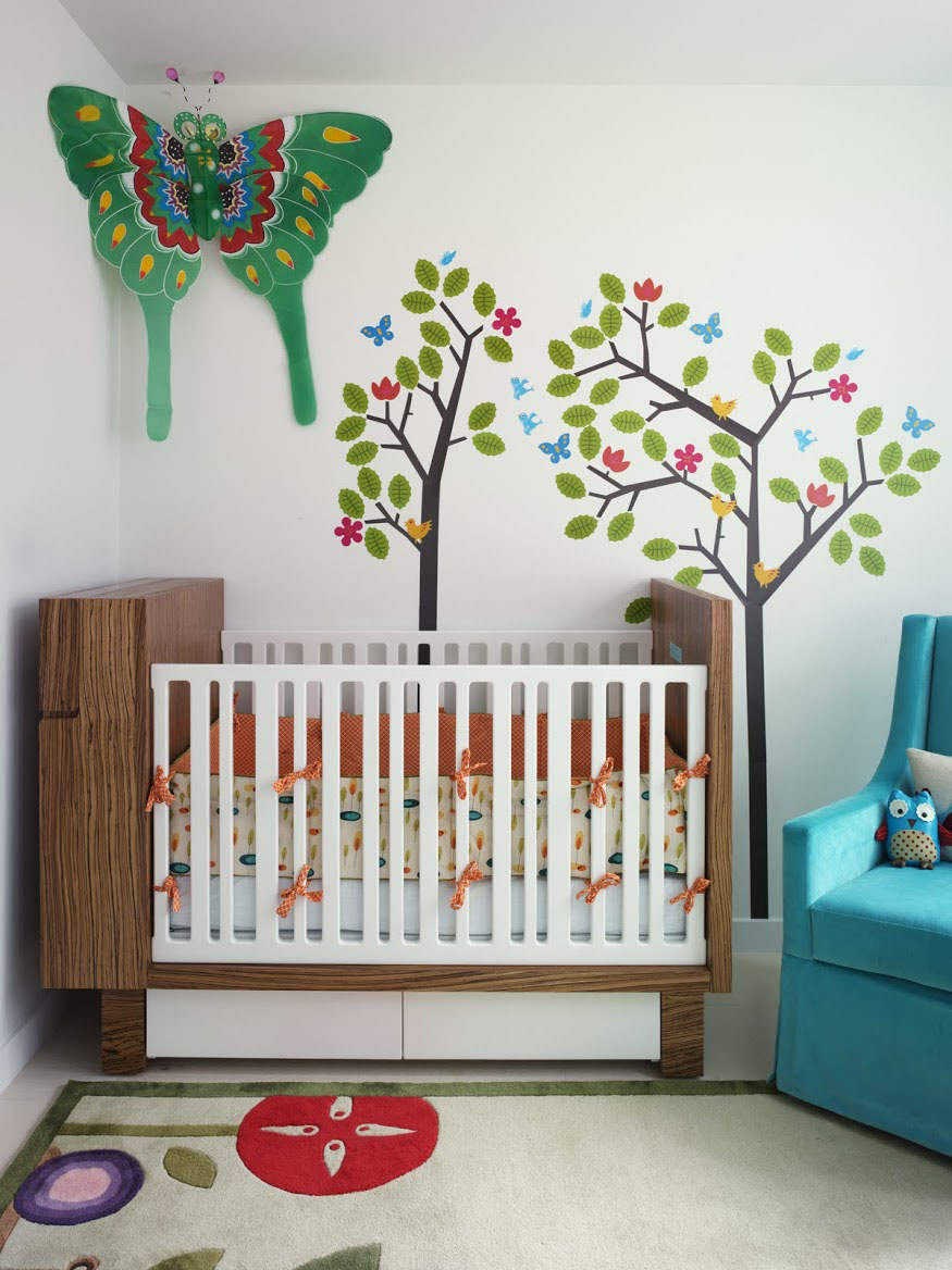 Colorful Nursery