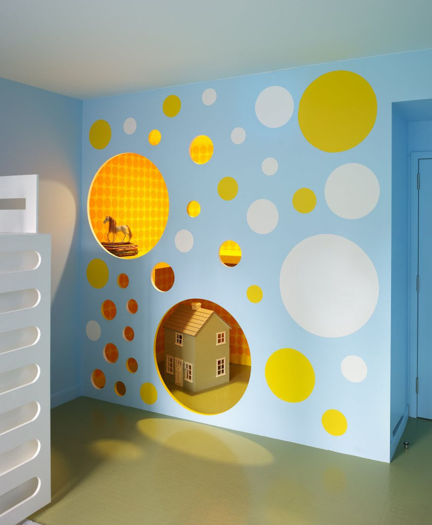 Интерьер в детских садах своими руками
