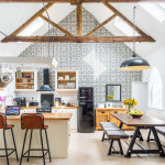 Small Chapel Converted Into Charming Modern Holiday Cottage