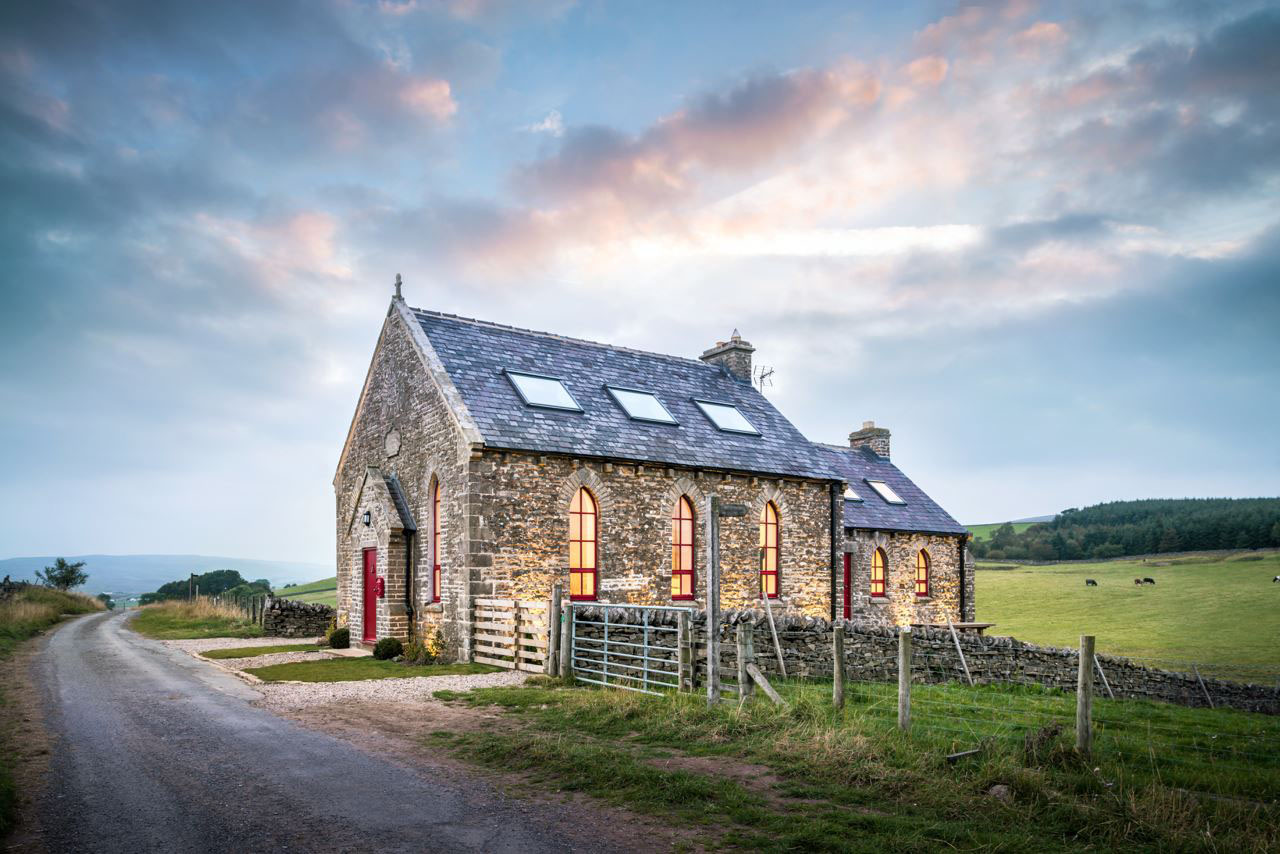 The Chapel on the Hill Middleton-in-Teesdale England