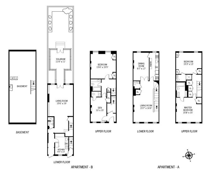 Urban Townhouse Layout Joy Studio Design Gallery Best