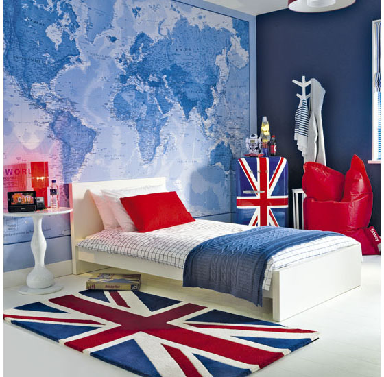 Celebrate the royal wedding with british interior decor for British bedroom ideas