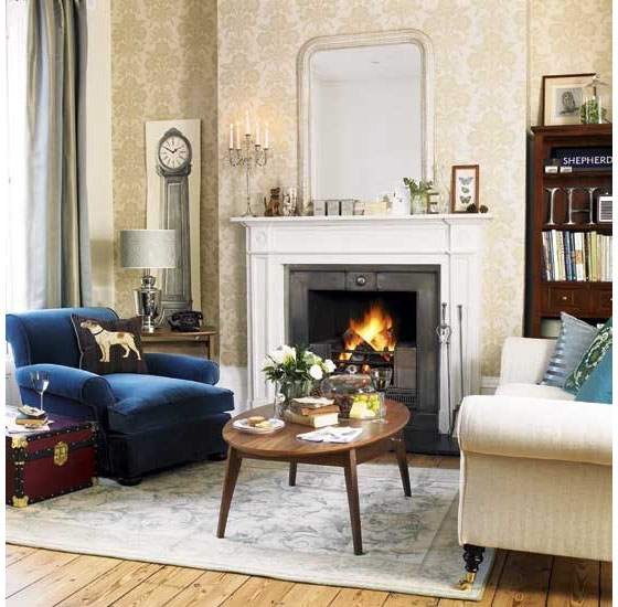 British interior decoration 3