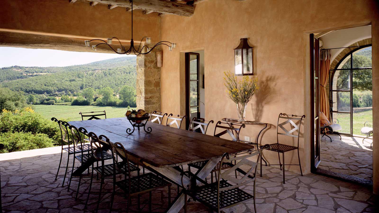 Brusceto castello di reschio - Interior design perugia ...