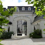 Classic Parisian Style Mansion In Argentina