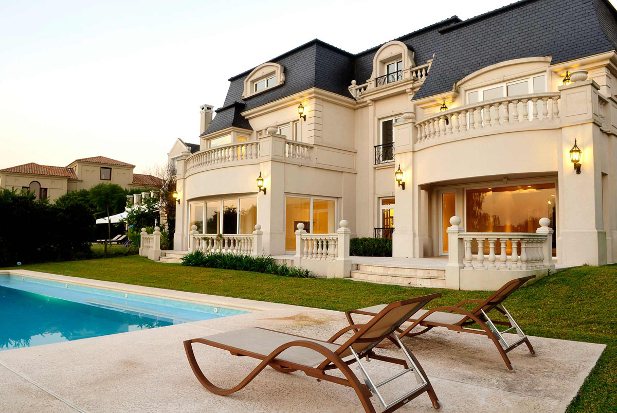Buenos Aires French Mansion 14