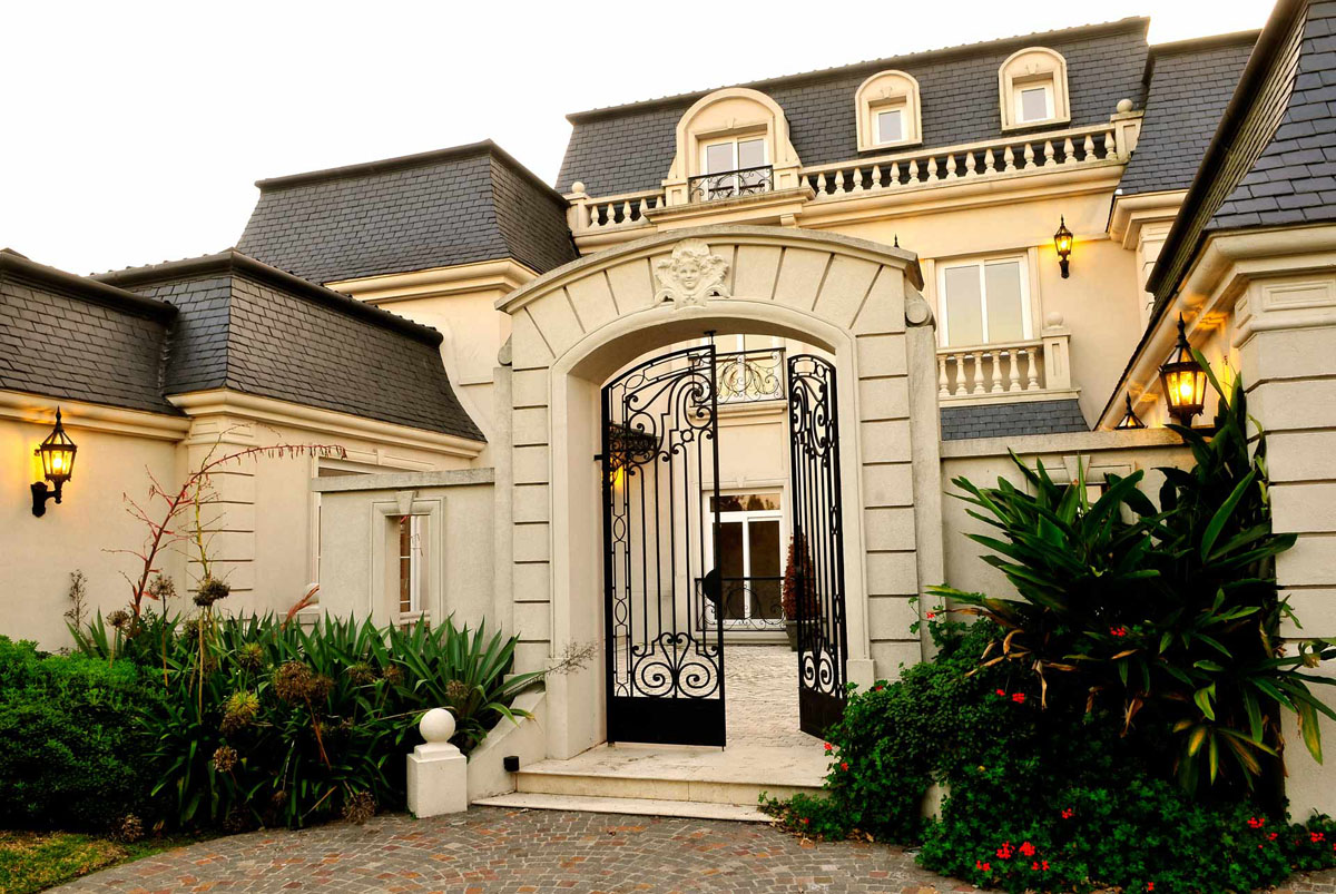 Buenos aires french mansion 15 for French luxury