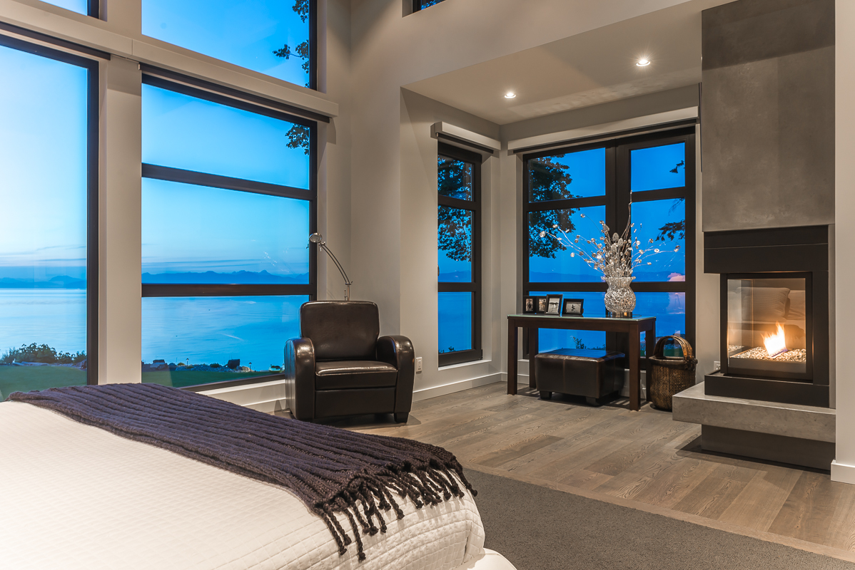 Luxury Ocean View Bedroom