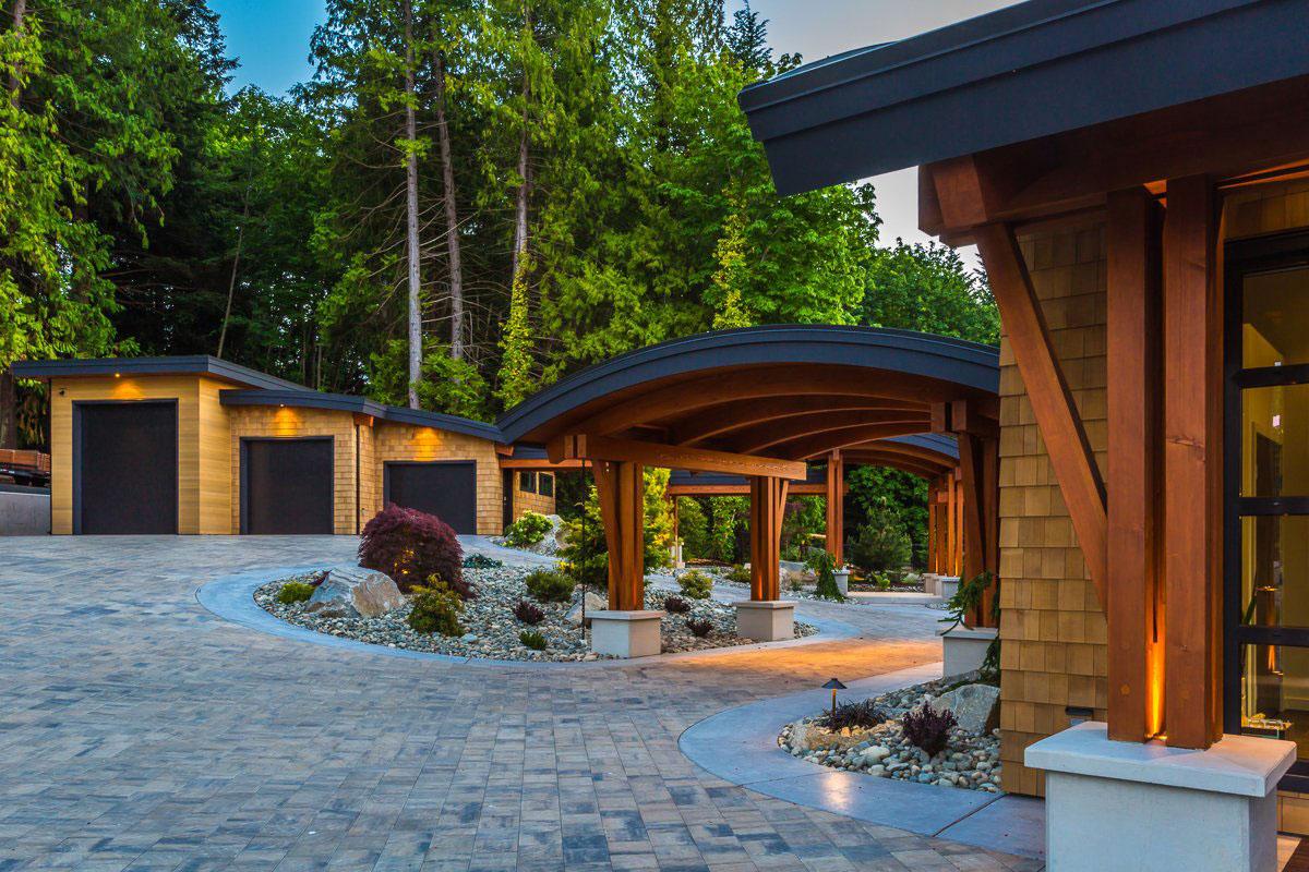 Energy Efficient Luxury Ocean View Home On Vancouver