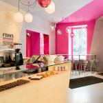Café Foam – Scandinavian Coolness Meets Spanish Temperament