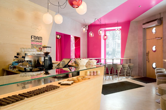 Café Foam – Scandinavian Coolness Meets Spanish Temperament ...