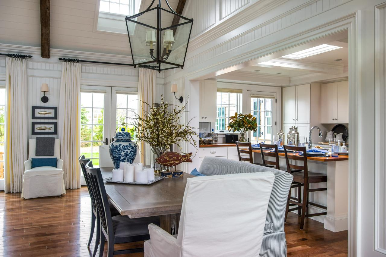 Cape Cod House Interior Design Ideas Part - 21: New England Style Country Kitchen