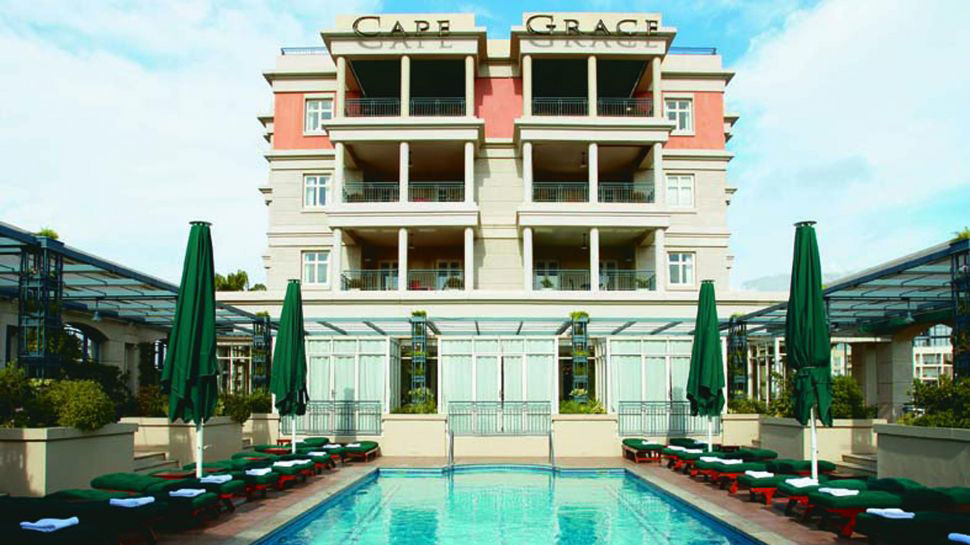 Cape Grace Hotel Elegance And Drama In Cape Town