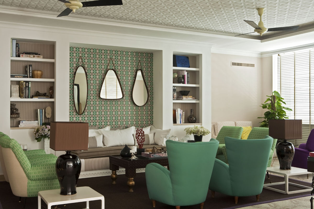Contemporary Chic Interior Design