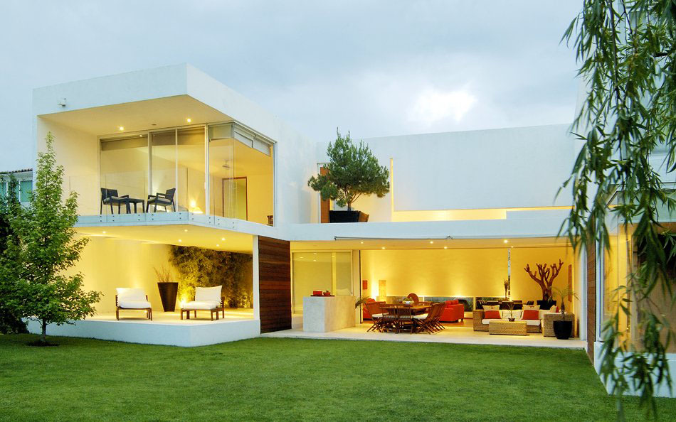 Minimalist Home Design In Mexico