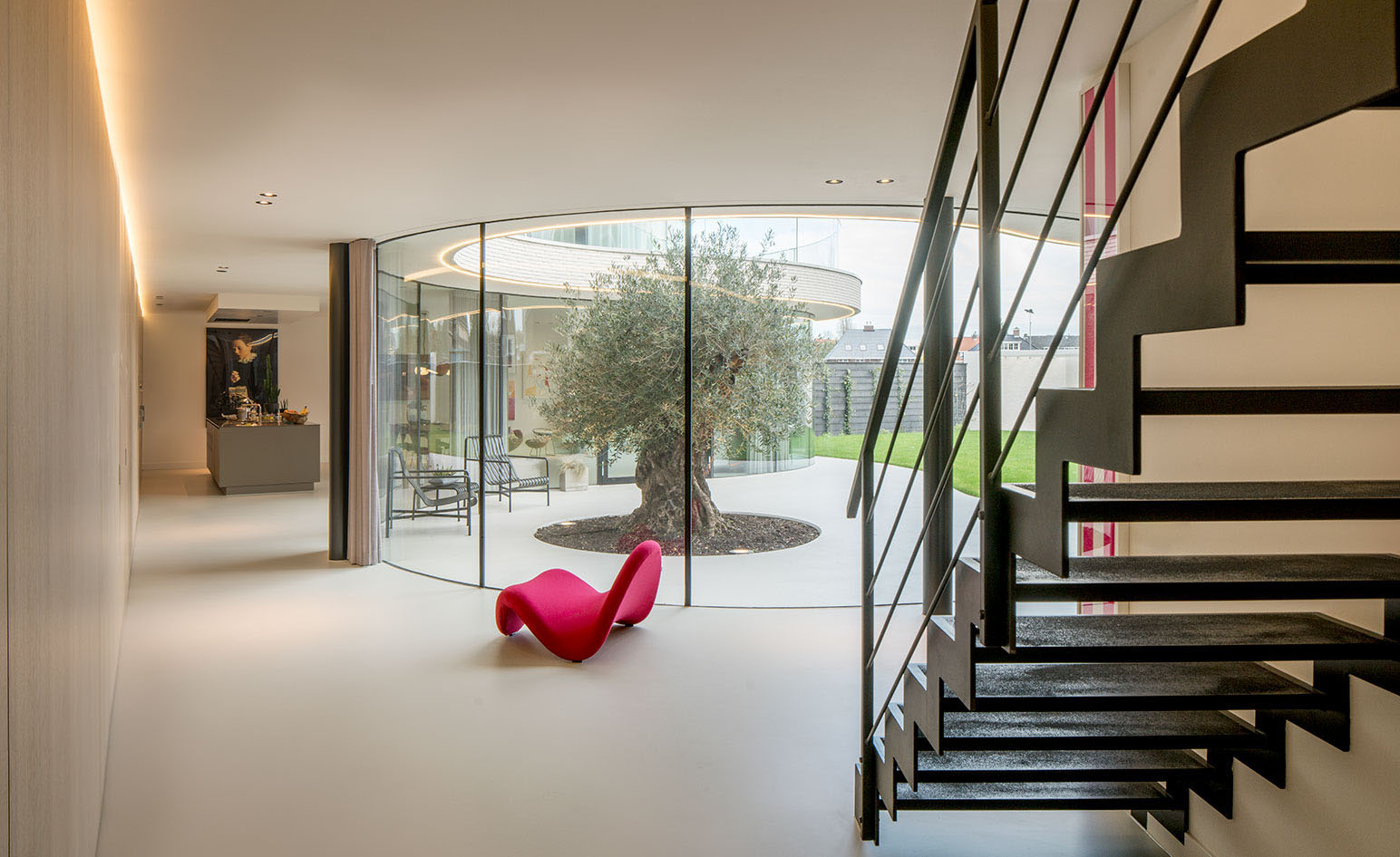 the avant garde architecture o