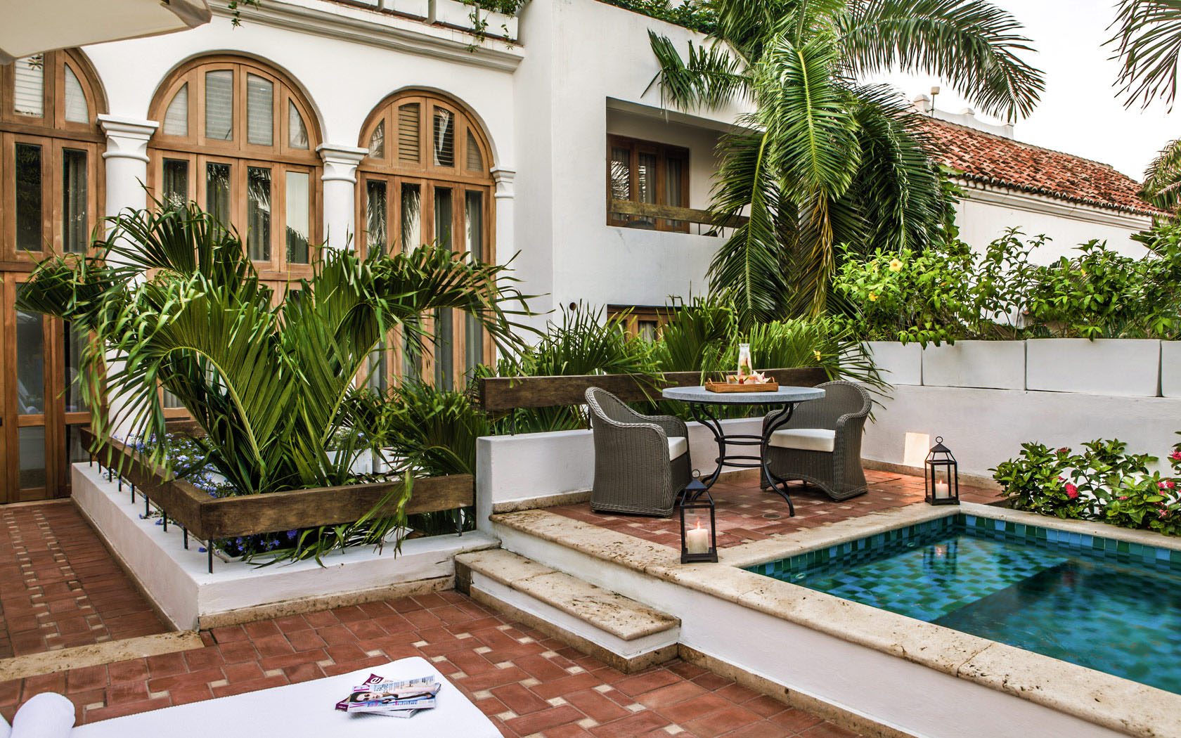 Hotel Casa San Agustin Blends Contemporary Luxury And