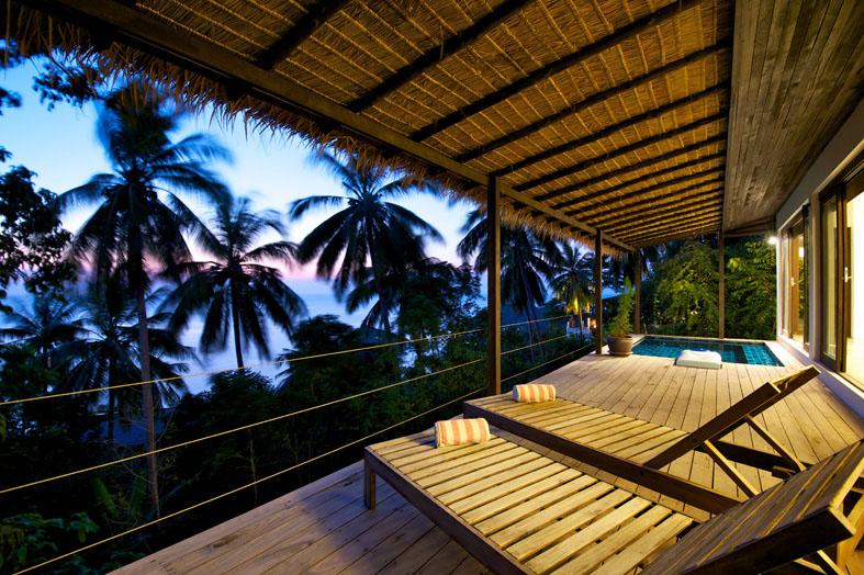 Casas Del Sol Villas Koh Tao Idesignarch Interior
