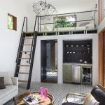 Double-Height Casita and New Pool Added to a Small Backyard