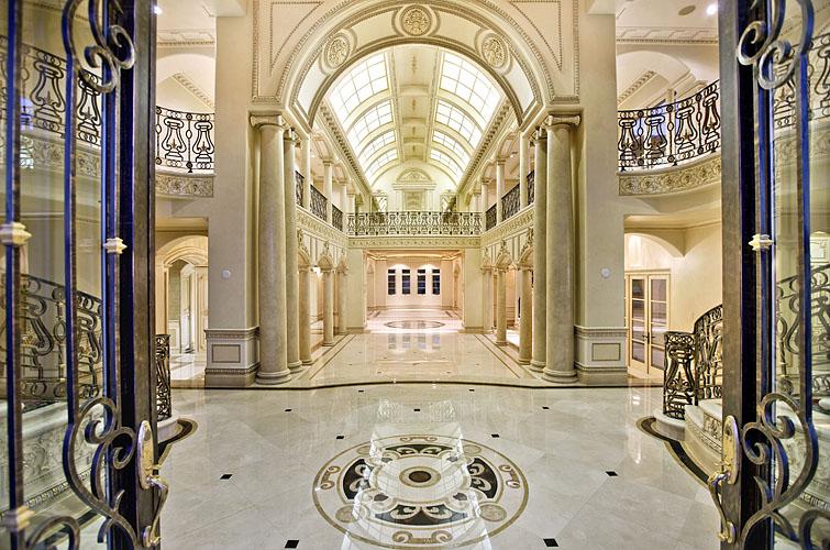 Stunning Luxury Estate Inspired By European Architecture