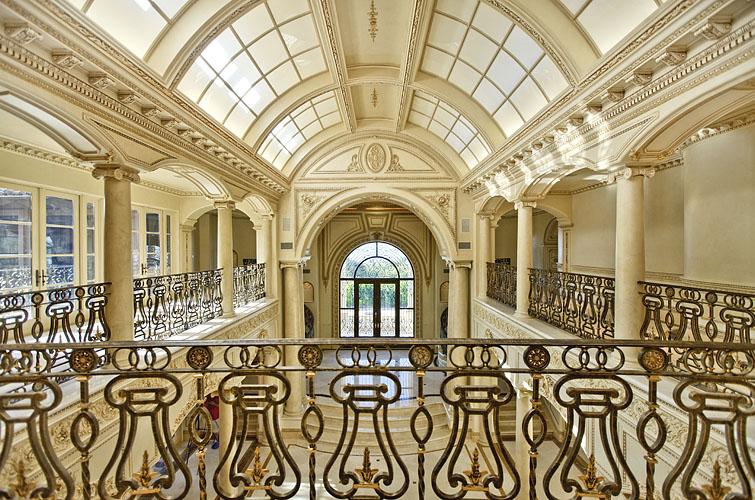 Stunning Luxury Estate Inspired By European Architecture Idesignarch Interior Design