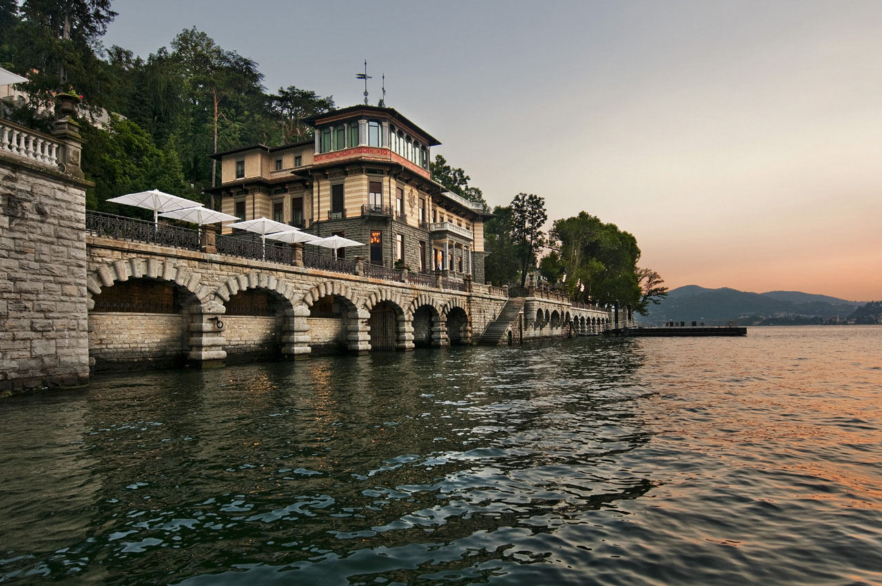 Castadiva Resort Secluded Luxury On Lake Como