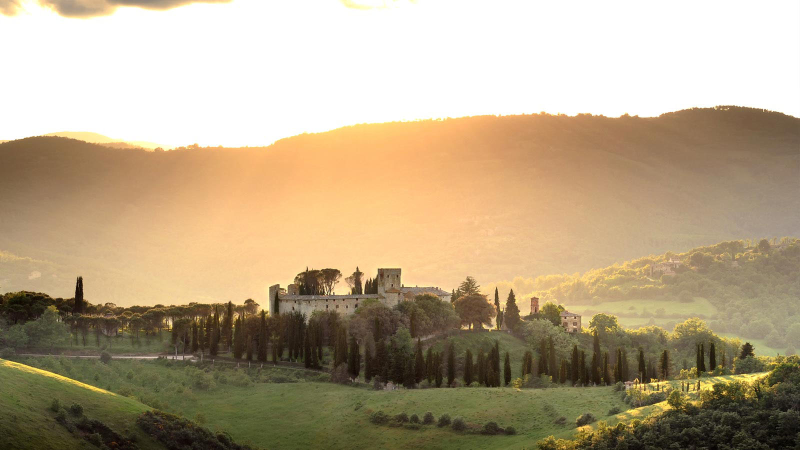 Castello di Reschio in Umbria