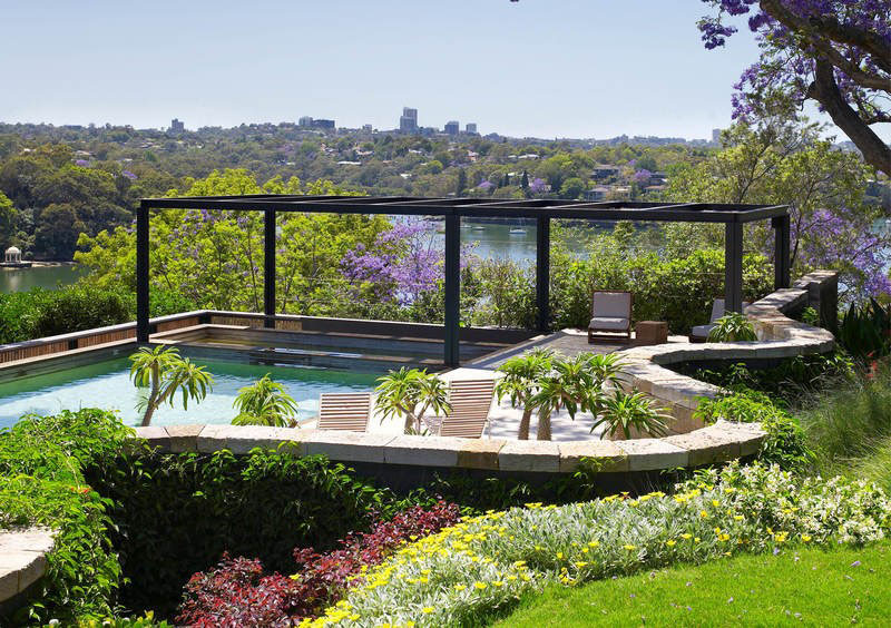Sydney's Hunters Hill River View House