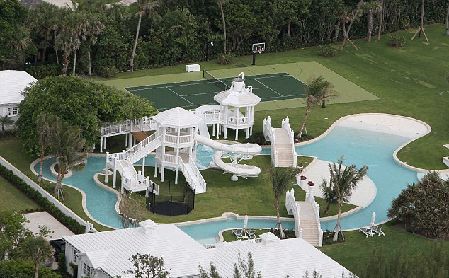 celine dion u0026 39 s bahamian inspired luxurious florida estate