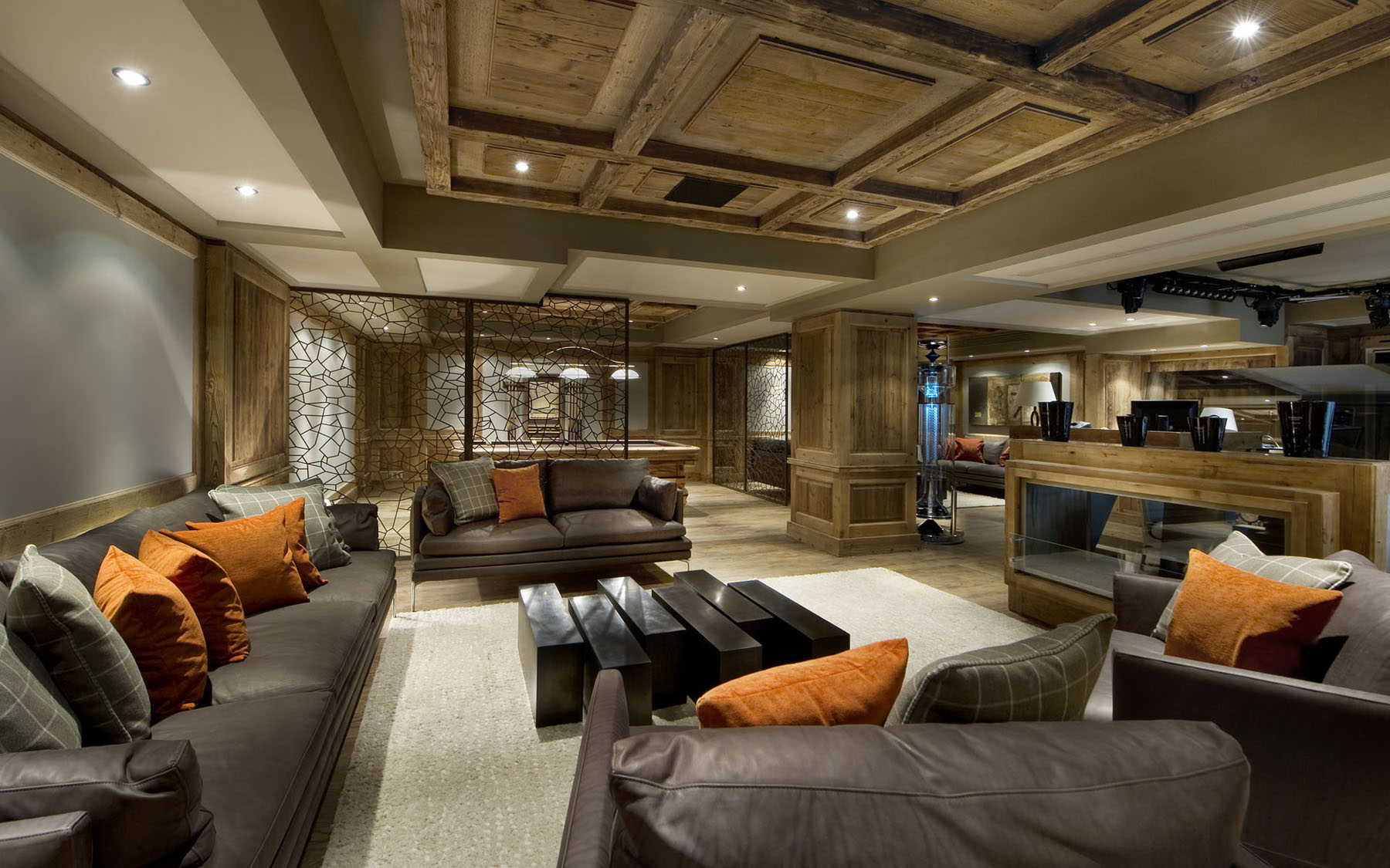 Private Basement Night Club