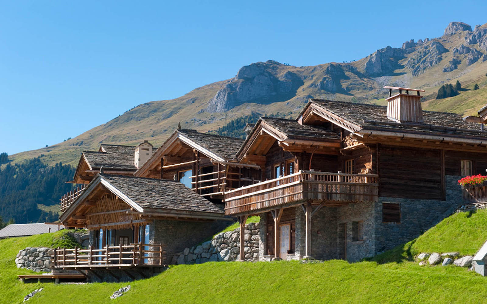 Eco-Friendly Chalet
