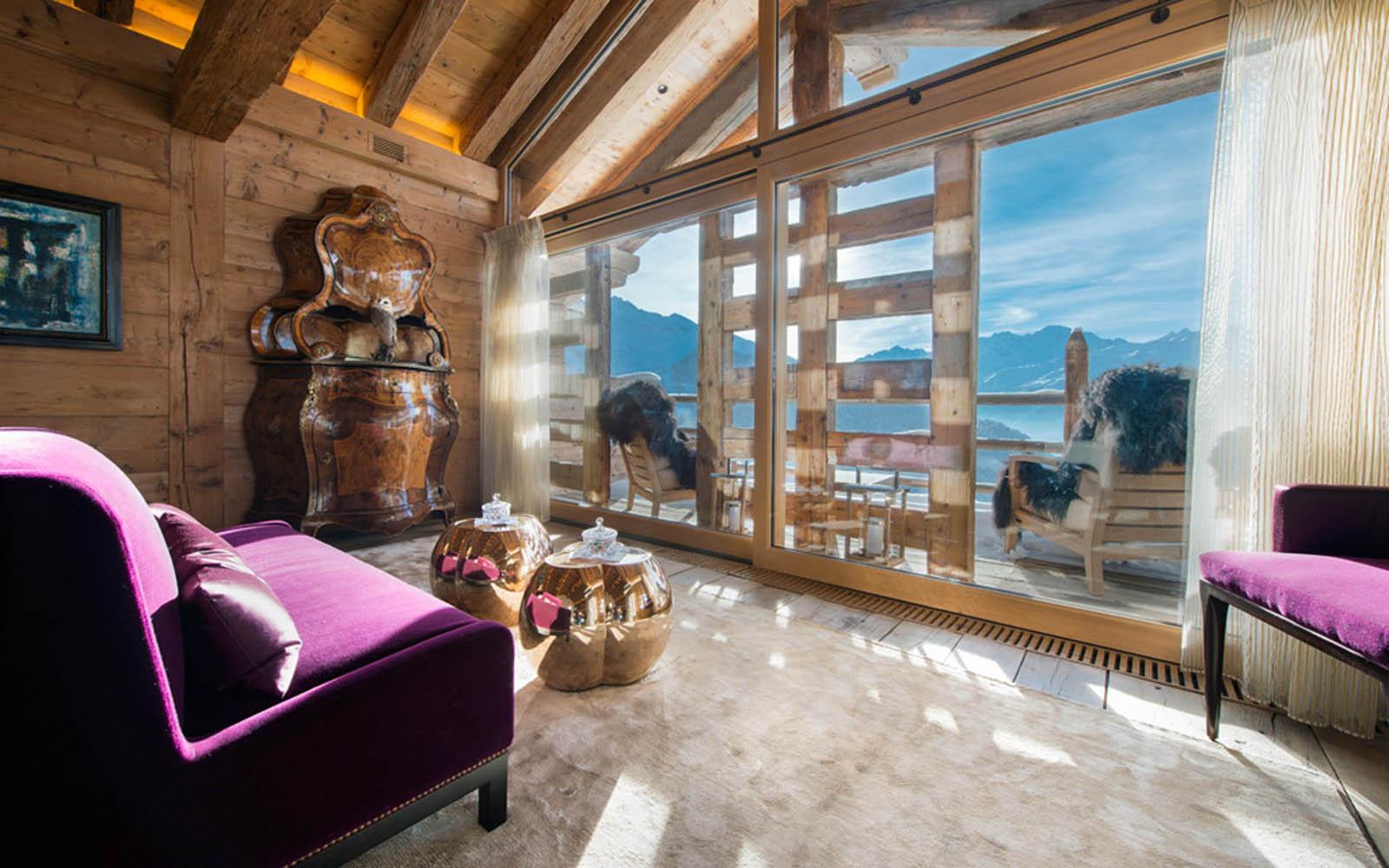 Luxury Mountain Retreat