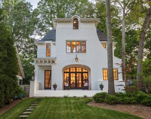 Chantilly charlotte north carolina elegant custom home 1 for Custom house charlotte