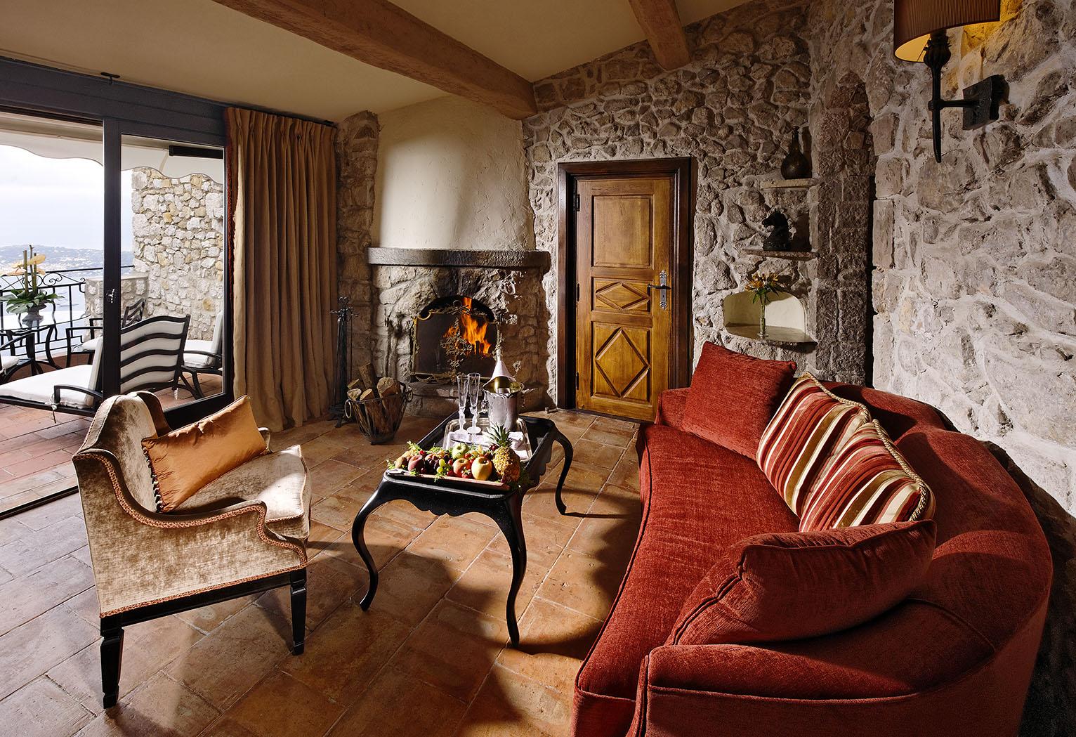 Château Eza – Secret Hideaway Me val Village iDesignArch