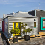 Chic Houseboat On Portage Bay