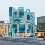 Chic Transformation Of The Chungha Building In The Gangnam District