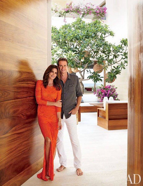 At Home with Cindy Crawford in Los Cabos