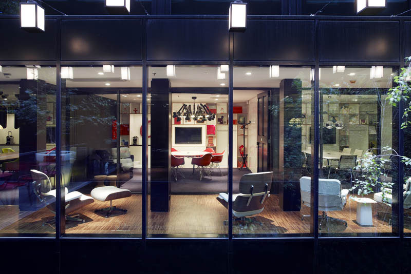 Citizenm hotel london bankside with cool british theme for Boutique hotels london