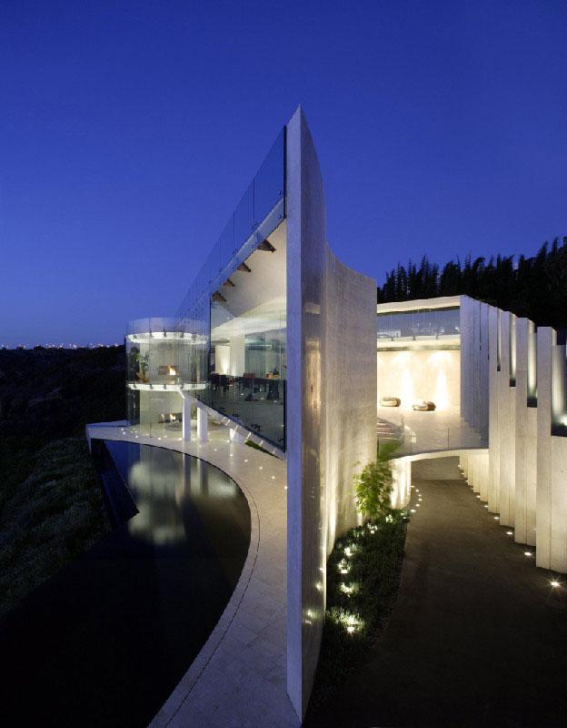 Daring Cliffside House Design In La Jolla Idesignarch