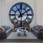 Triplex Penthouse Atop Brooklyn's Clock Tower